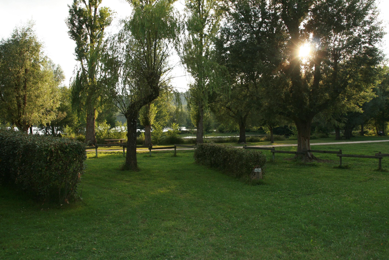 Emplacements de camping du Camping Neguenou