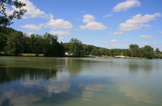 le lac de neguenou aquitaine agen